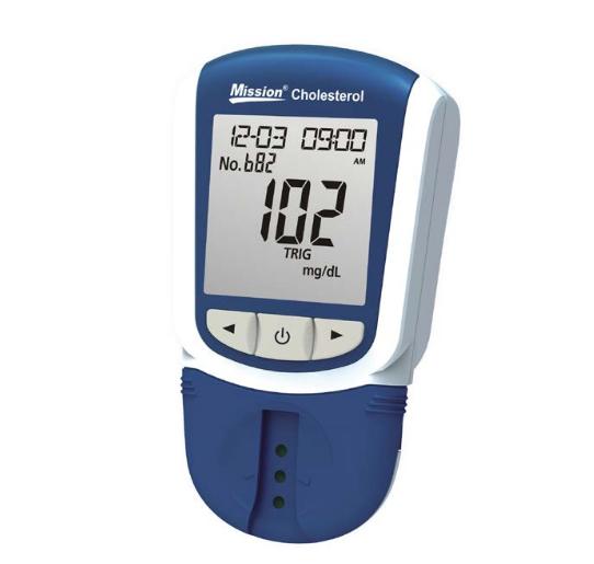 Cholesterol Monitoring