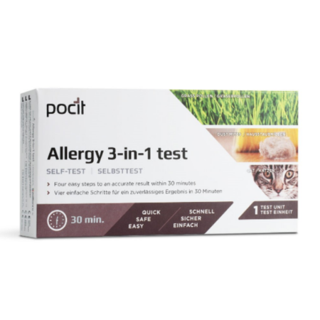 POC it Allergy 3-in-1 Screening Test